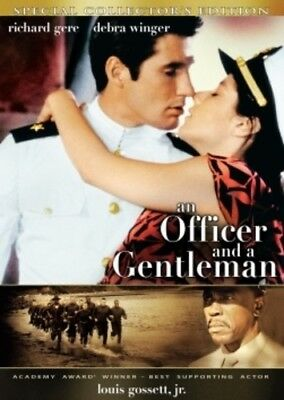 An Officer And A Gentleman [New DVD] Dolby, Dubbed, Subtitled, Widescreen