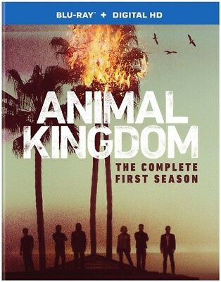 Animal Kingdom: The Complete First Season [New Blu-ray] 2 Pack, Ac-3/Dolby Dig