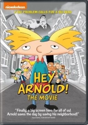 Hey Arnold! The Movie [New DVD] Ac-3/Dolby Digital, Dolby, Dubbed, Subtitled,