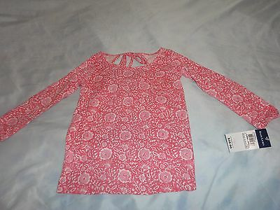 Toddler Girl's Cute Ralph Lauren Long Sleeve Cotton Top Size 3T NWT Retail $35