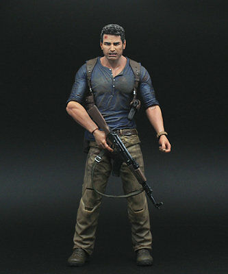Uncharted 4 Ultimate Nathan Drake 7 Action Figure Auction
