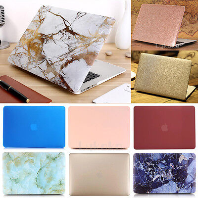 """For Apple Macbook Air Pro 13"""" 13.3""""  Protective Frosted Matte Hard Case Shell"""