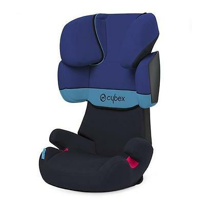 CYBEX Siege Auto Groupe 2/3 Solution X Blue Moon