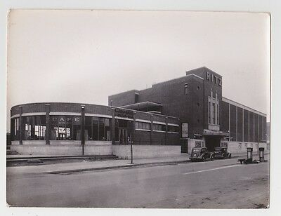 Herefordshire, Ritz cinema, Hereford 100 commercial road, 1930's photograph.