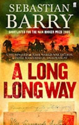 A Long Long Way (Paperback), Barry, Sebastian, 9780571218011