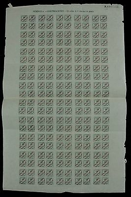 Lot 27084 Collection stamps of Spanish Morocco 1903-1938.