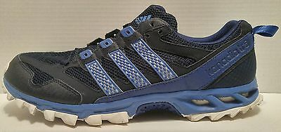 ADIDAS Run Strong KANADIA TR5 Men's TRAIL RUNNING SHOES Sneakers BLUE Size 13