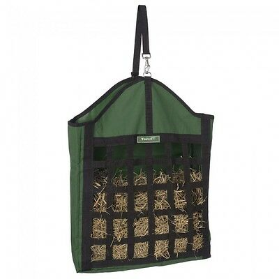 Tough 1 Hunter Green Oversized Hay Net w/Web Front horse tack equine 72-1635