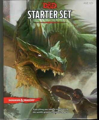 Dungeons & Dragons Starter Box (D&d Boxed Game) (Misc. Supplies),. 9780786965595
