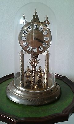 Large (290Mm) Haller German Made Anniversary Clock (Not Working)