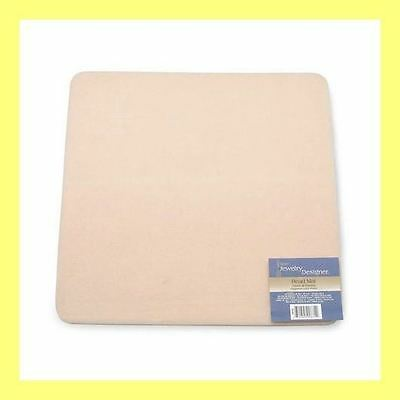 "3 BEAD MATS Pads ~ Jewelry Crafter's BEADING  8"" x 8"" Soft flocked pad ~Washable"
