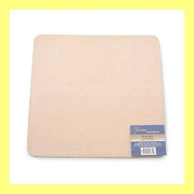 "Lot of 3 BEAD MATS ~ Crafter's BEADING Pads 8"" x 8"" Soft flocked pad ~Washable"