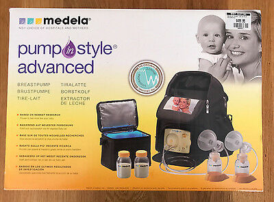 Medela Pump In Style Advanced Electric Double Breast Pump