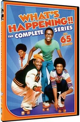 What's Happening: The Complete Series [New DVD] Boxed Set