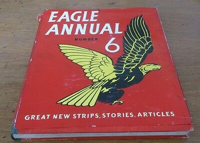 Eagle Annual No 6, With Dustwrapper
