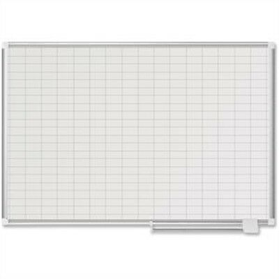 "MasterVision 2"" Grid Magnetic Gold Ultra Board Kit MA0592830A"