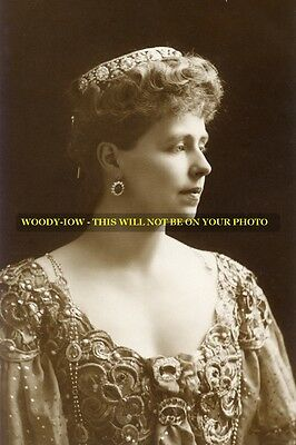 mm600 - Queen Marie of Romania -  photograph