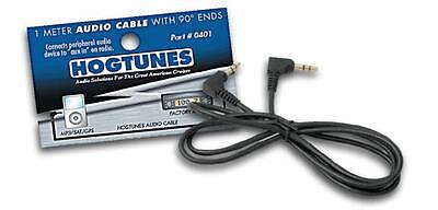 Hogtunes Audio Cable 3.3 ft. Harley-Davidson FLTRI Road Glide 1998-2006
