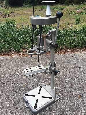 Vintage Sears Craftsman Portable Drill Press 335.25926 Made In USA