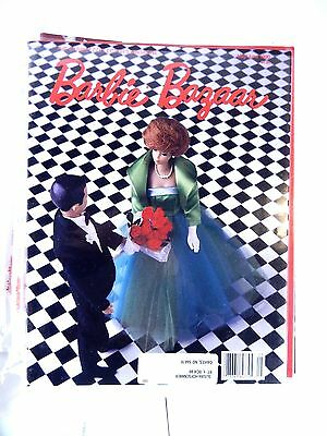 Barbie Doll Bazaar Collector's Magazine May/june 1990