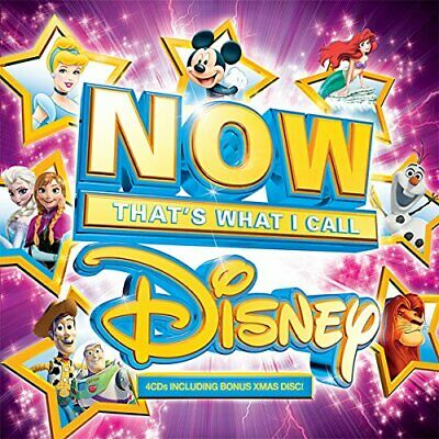 Various Artists - NOW That's What I Call Disney - Various Artists CD LGVG The