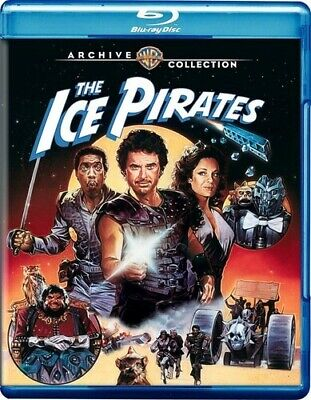 The Ice Pirates [New Blu-ray] Manufactured On Demand