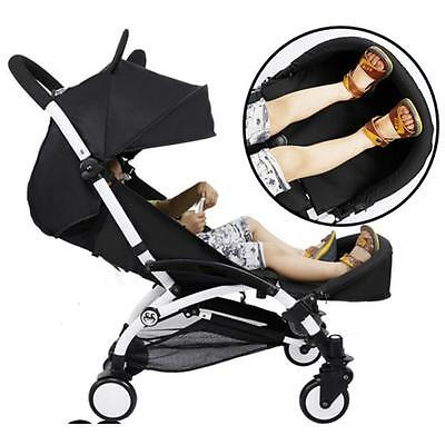 Baby Foot Rest Extension Seat Portable Baby Stroller Accessories - No Stroller