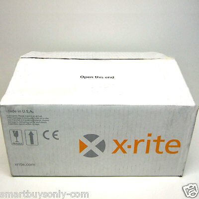 X-Rite DTP34 SPECTROPHOTOMETER QUICKCAL DENSITOMETER Xrite DTP 34 Complete NEW