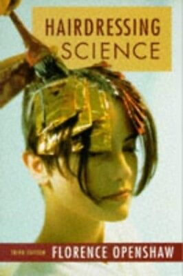 Hairdressing Science, Openshaw, F. Paperback Book The Cheap Fast Free Post