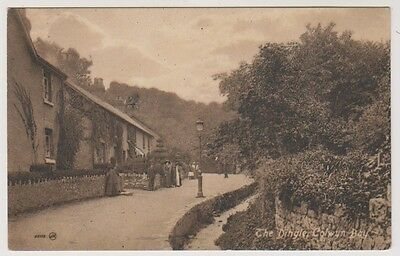 Wales postcard - The Dingle, Colwyn Bay