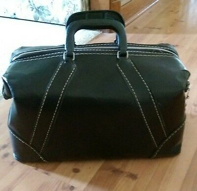 Vintage Doctor's Bag Large Good Condition Cheney?