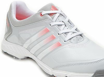 ADIDAS WOMENS ADIPOWER TR GOLF SHOES GREY Q46903 9 Medium