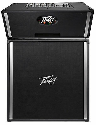 """Peavey 410 Professional Dual-Ch Stereo PA Cabinet w/4) 10"""" Speakers+Active Mixer"""
