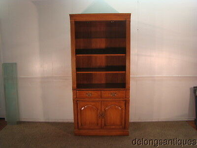 41275:Thomasville Fisher Park Bookcase Cabinet