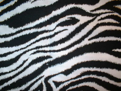NEW - Zebra Print Stethoscope Cover - NEW - Handmade - FREE S&H