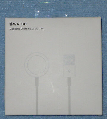 Apple Watch Magnetic Charging Cable (1m) A1570 MKLG2AM/A Genuine