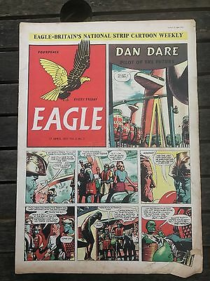 Eagle Comic No. 3 Volume 2 27th April 1951