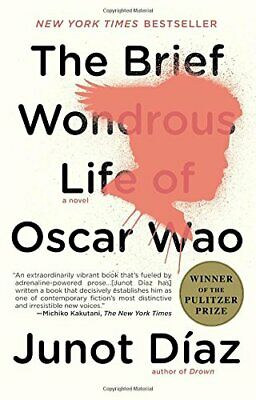 The Brief Wondrous Life of Oscar Wao by Diaz, Junot Book The Cheap Fast Free