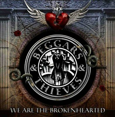 Beggars & Thieves - We Are the Brokenhearted CD NEU