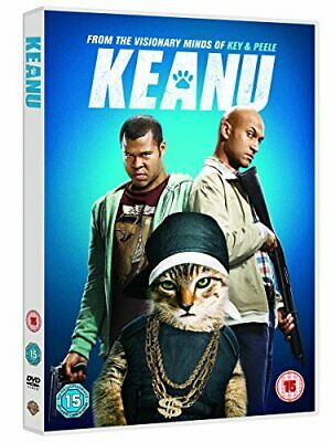 Keanu [Includes Digital Download] [DVD] [2016] - DVD  BOVG The Cheap Fast Free