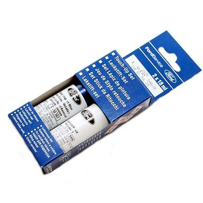 New Genuine Ford Deep Impact Blue Touch Up Paint Pen