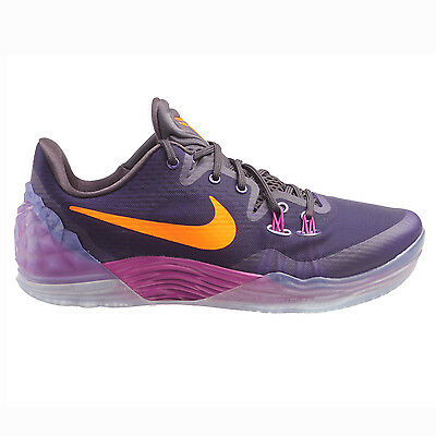 info for 9cb81 dc930 Nike Zoom Kobe Venomenon 5 Mens 749884-585 Purple Basketball Shoes Size 8