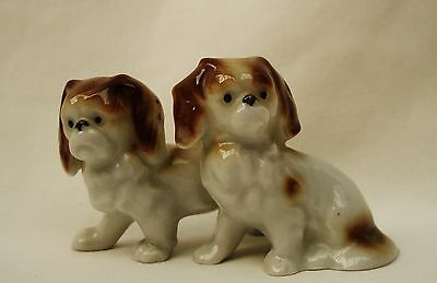 Two King Charles Spaniels Ornament