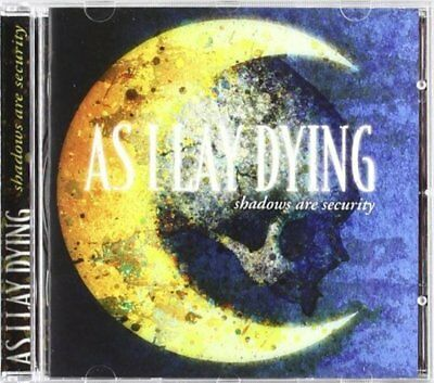 As I Lay Dying - Shadows Are Security CD NEU OVP