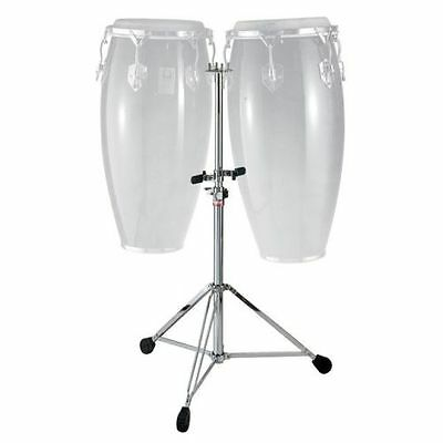 NEW Gibraltar Double Conga Stand Model 9517