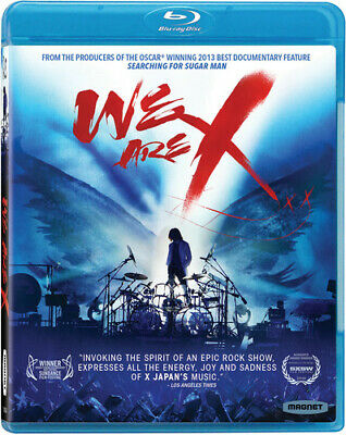 We Are X [New Blu-ray]