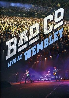 Bad Company - Live at Wembley [New DVD] Dolby, Digital Theater System