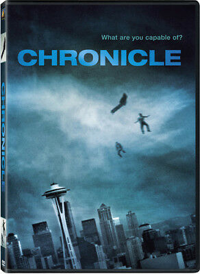Chronicle [New DVD] Ac-3/Dolby Digital, Dolby, Dubbed, Subtitled, Widescreen