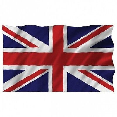 New 5x3FT Great Britain United Kingdom Union Jack Flag UK England British Banner