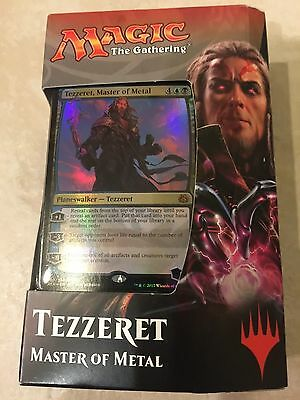 Magic The Gathering: Aether Revolt Planeswalker Deck - Tezzeret NEW